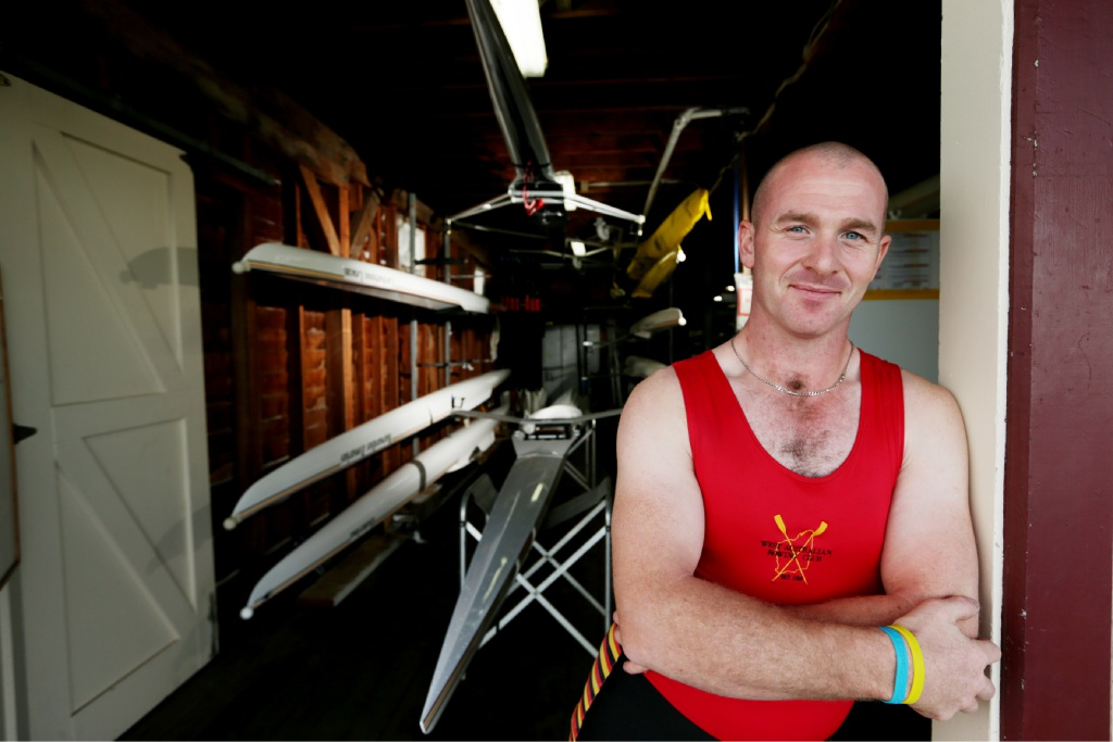 Paralympic rower Kevin Wall appeals to Immigration Minister Peter Dutton for last chance